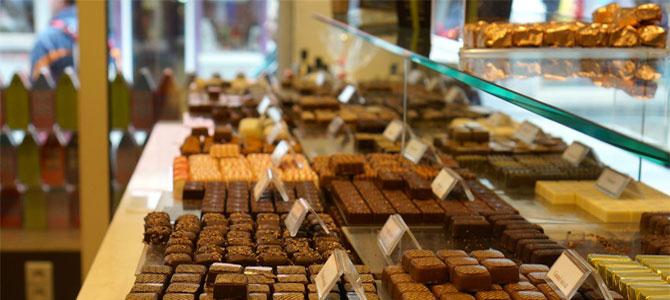 Chocolade stad
