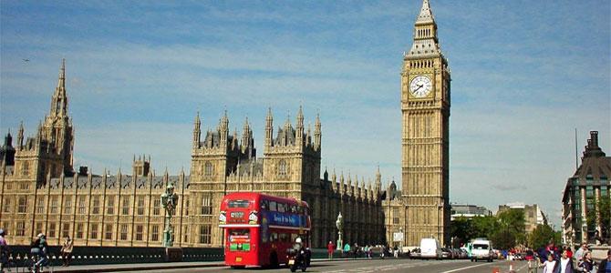 Londen vakantie