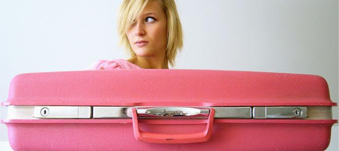 reisbenodigdheden inpakken