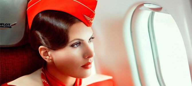 fantasie stewardess
