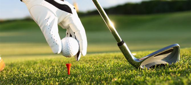 Singles Golfen