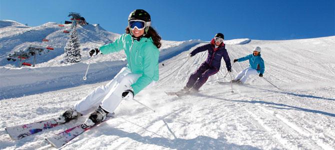 wintersport ski kleding