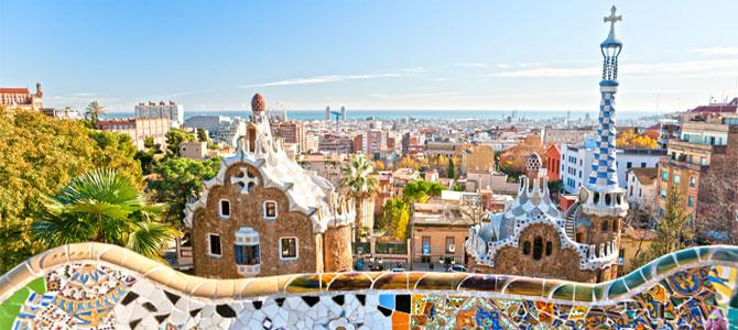 toerisme spanje record
