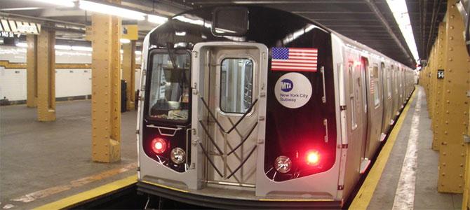 benen bij elkaar metro new york