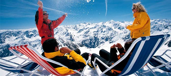 singles op wintersport