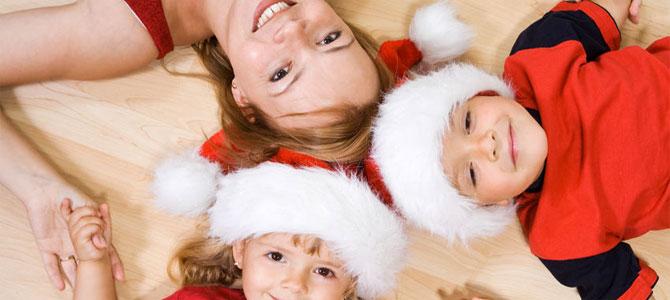 eenoudervakantie kerst