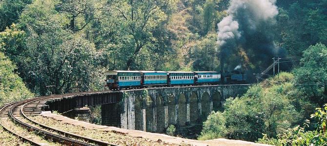 NMR train