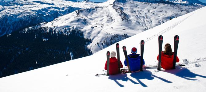 ski gebied