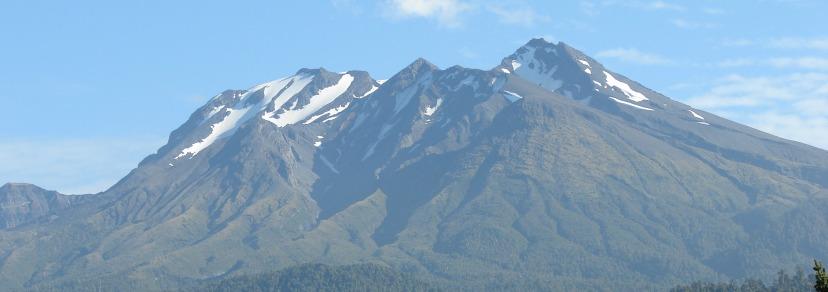 Calbuco vulkaan