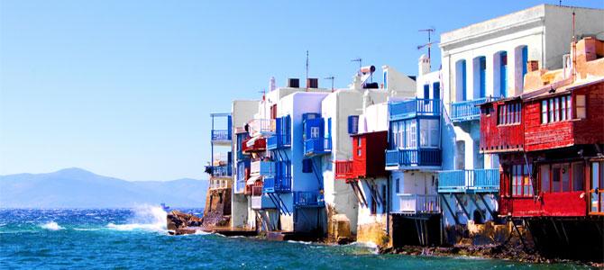 grieks eiland vakantie