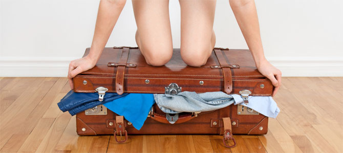 koffer inpakken verrassingsreis