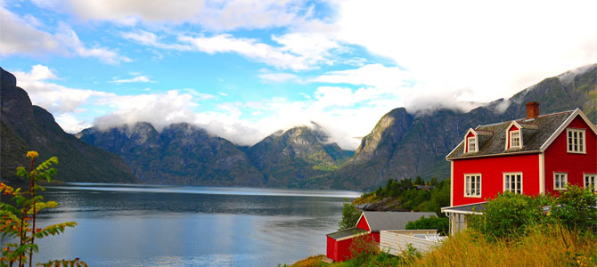 noorwegen duurste vakantieland