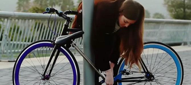 fiets niet te stelen