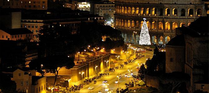 kerstmarkten italie