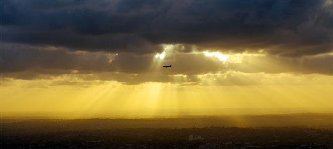veilige vliegreizen