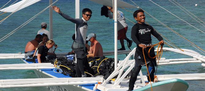 dive and travel reizen