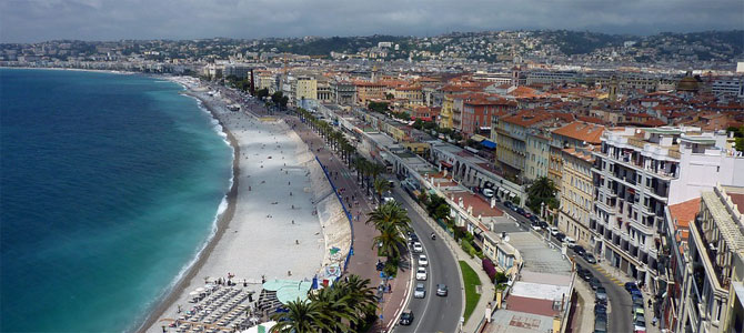 Promenade Nice