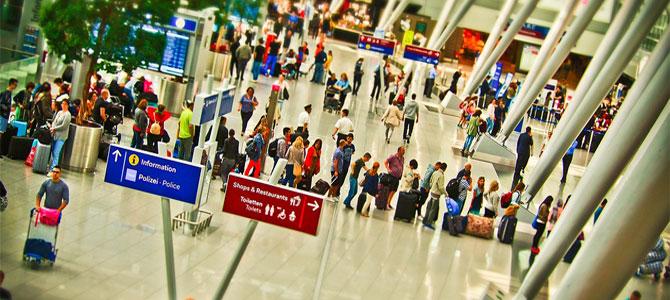 luchthaven liefde