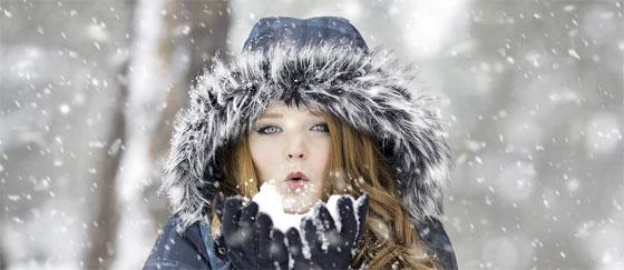 modieus winter door