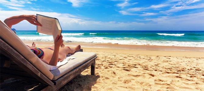 boeken lezen vakantie