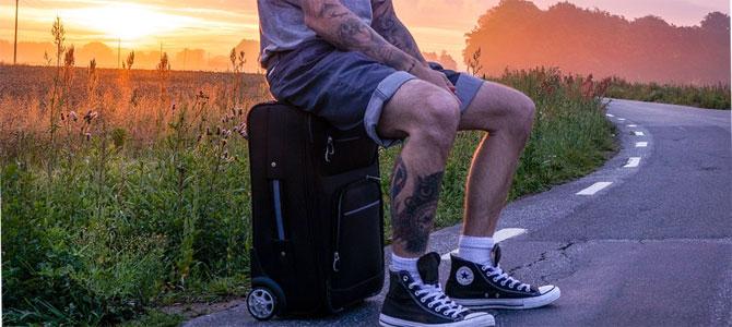 zoekgeraakte bagage