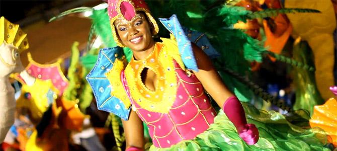 vier carnaval op curacao