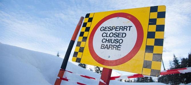 veilig wintersport lawinegevaar