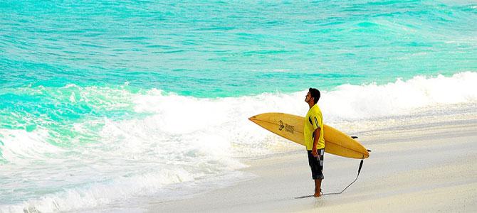 surfen bestemmingen vakantie