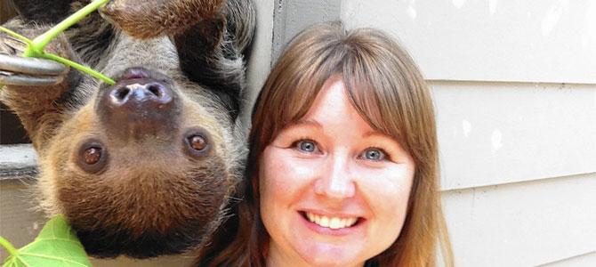 selfie wilde dieren