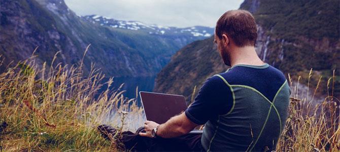 bestemmingen digital nomad