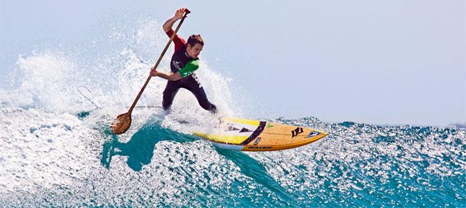 Surfen in Peru