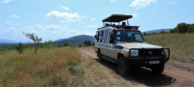 Nationaal Park Rwanda