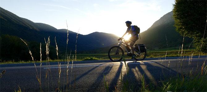 fietsen natuur singles