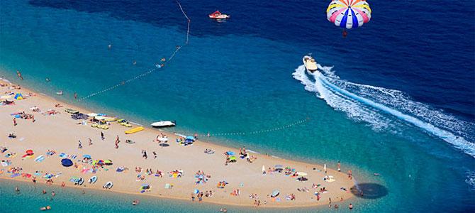 Eilanden vakantie Kroatie