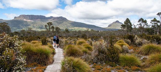 Tasmanie reizen