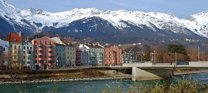 winter wandelingen Innsbruck