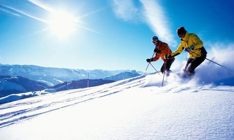 10 daagse singlereis skien in Worgl