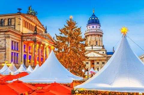 5 daagse Singlereis Kerst in Bruisend Berlijn