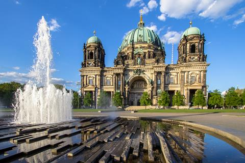 5 daagse singlereis Bruisend Berlijn & Potsdam