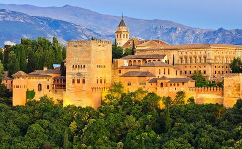 8 daagse singlereis Karakteristiek Andalusië