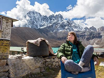 Groepsreis Nepal: Everest Basecamp; Moedergodin van Sneeuw