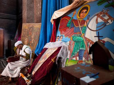 Groepsreis Noord-Ethiopië; Mysterieuze kerken en ruige bergen