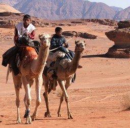 Groepsrondreis Israël en Jordanië