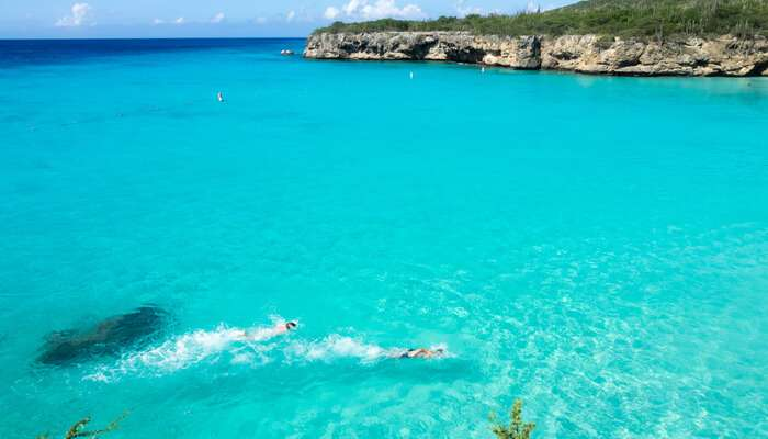 Singlereis Curaçao