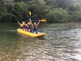Singlereis Kroatië Actief