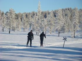 Wintervakanties Zweden
